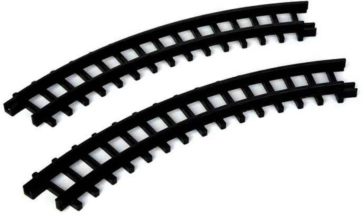 2pc curved track for christmas express LEMAX kopen