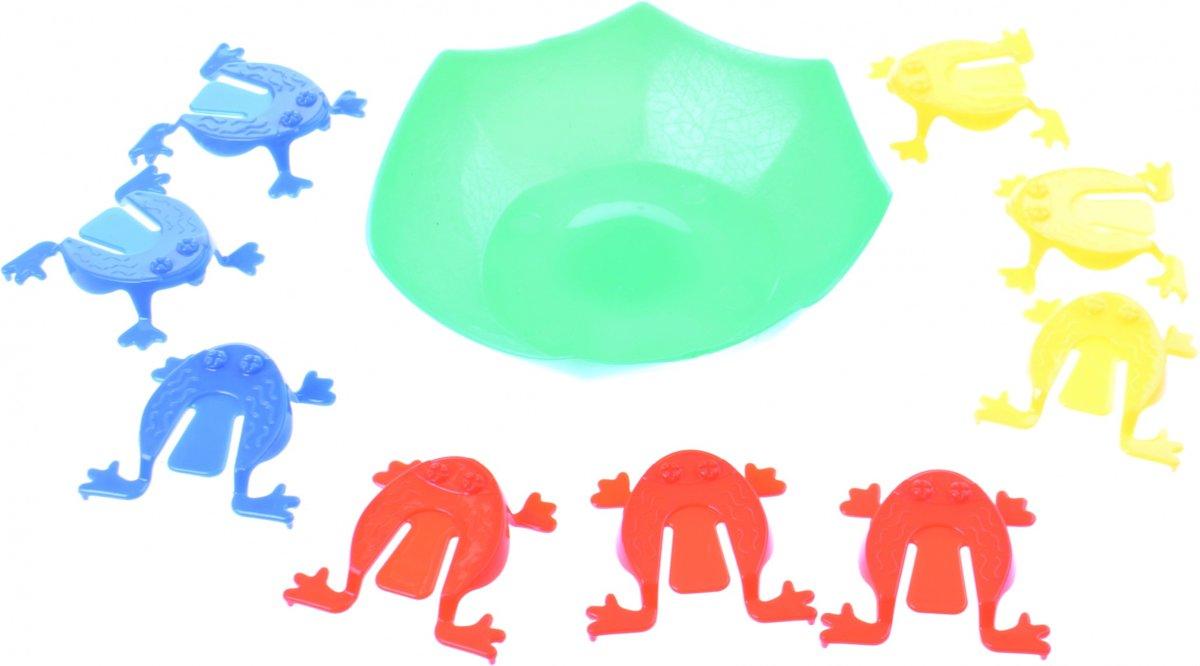 Jonotoys Vlooienspel Jumpy Froggies