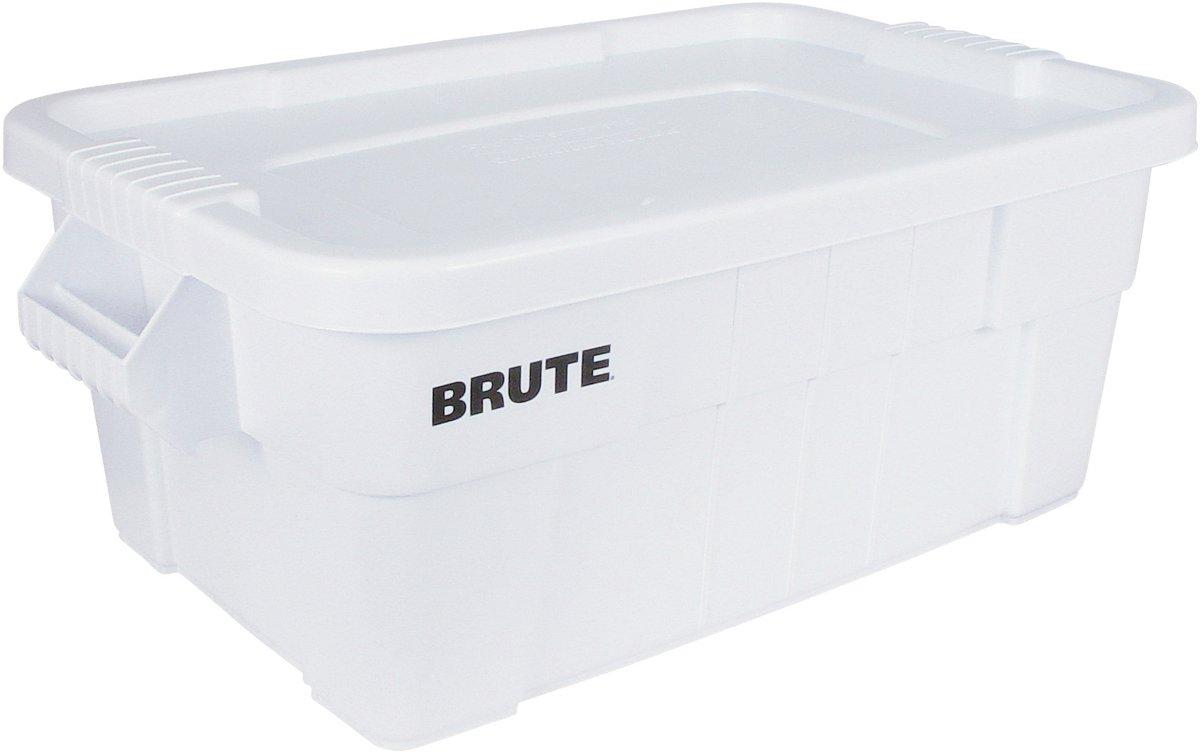 Rubbermaid Brute Opbergbox - 53 l - Wit