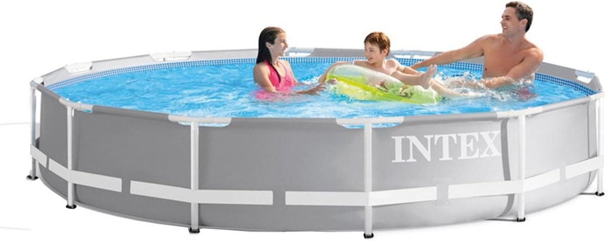 Intex Prism Frame Pool 305 x 76 cm incl. filterpomp
