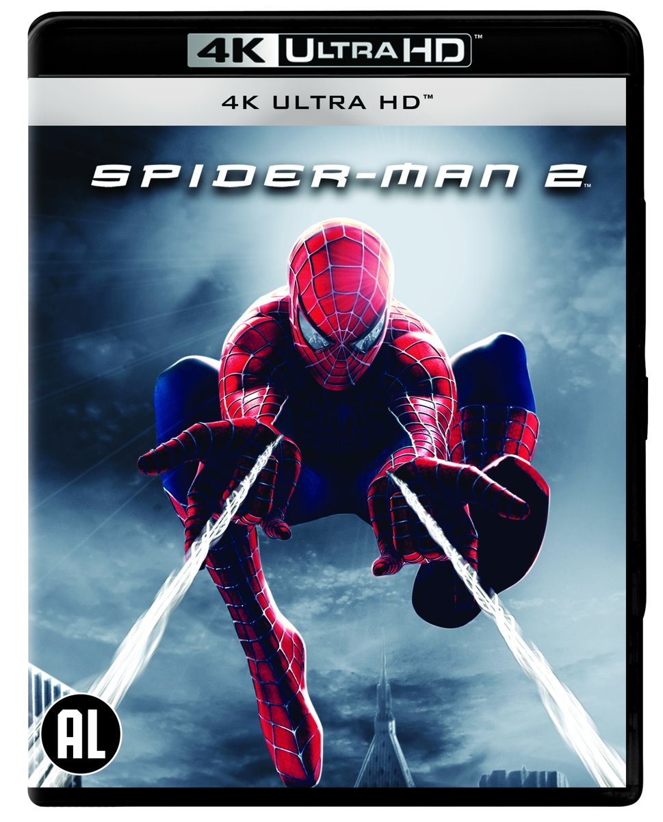 Spider-Man 2 (4K Ultra HD Blu-ray)-