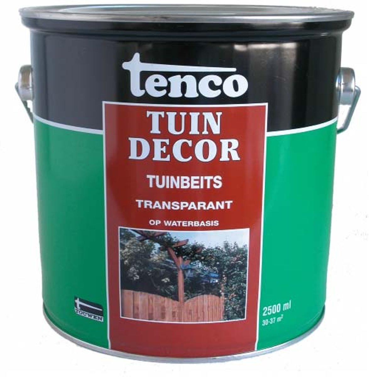 TENCO TUINDECOR TR.NATUREL 1L