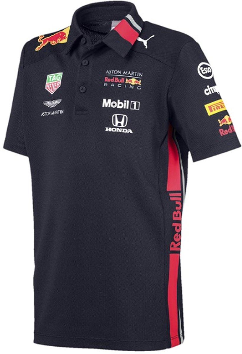 Max Verstappen Red Bull Racing Teamline Polo Kids 104