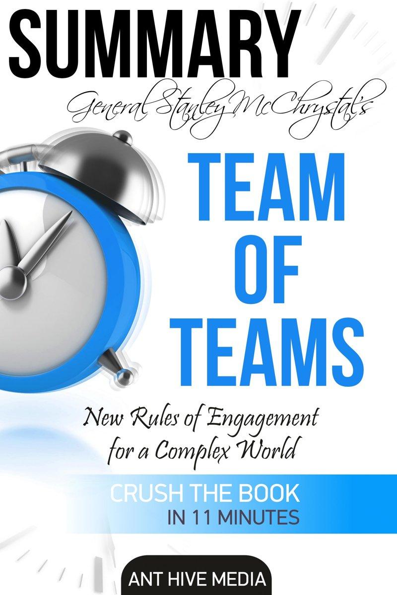 bol.com   General Stanley McChrystals Team of Teams: New