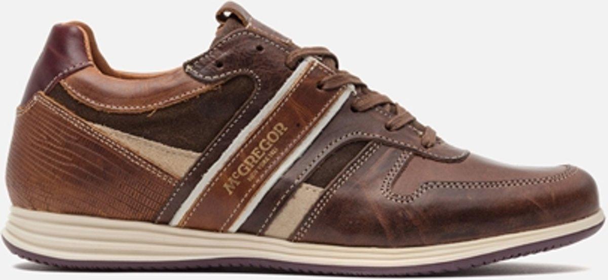 0f29a117c20 bol.com   McGregor - Jairison - - Heren - Maat 40 - Cognac - Dark Brown