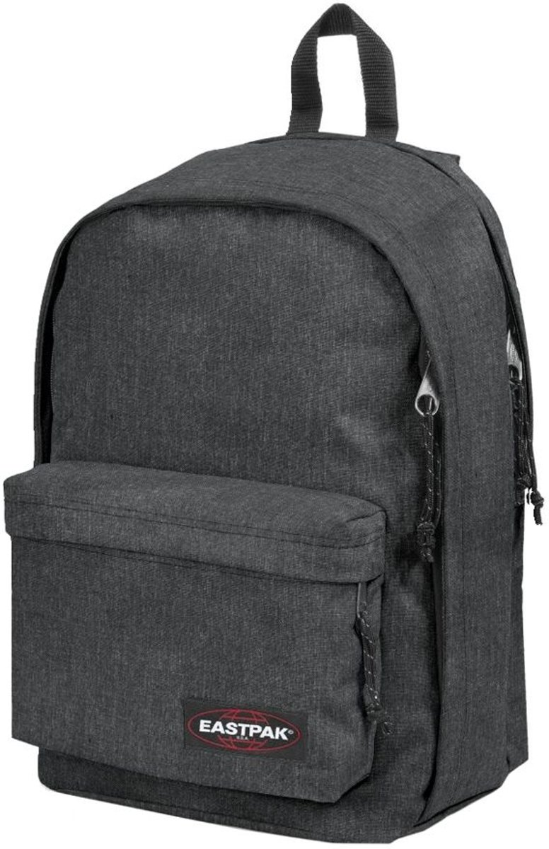 0b3c04c557d bol.com | Eastpak Back To Work Rugzak - 15 inch laptopvak - Black Denim