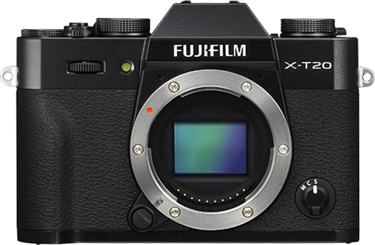 Fujifilm X-T20 + XC 15-45mm - Zwart