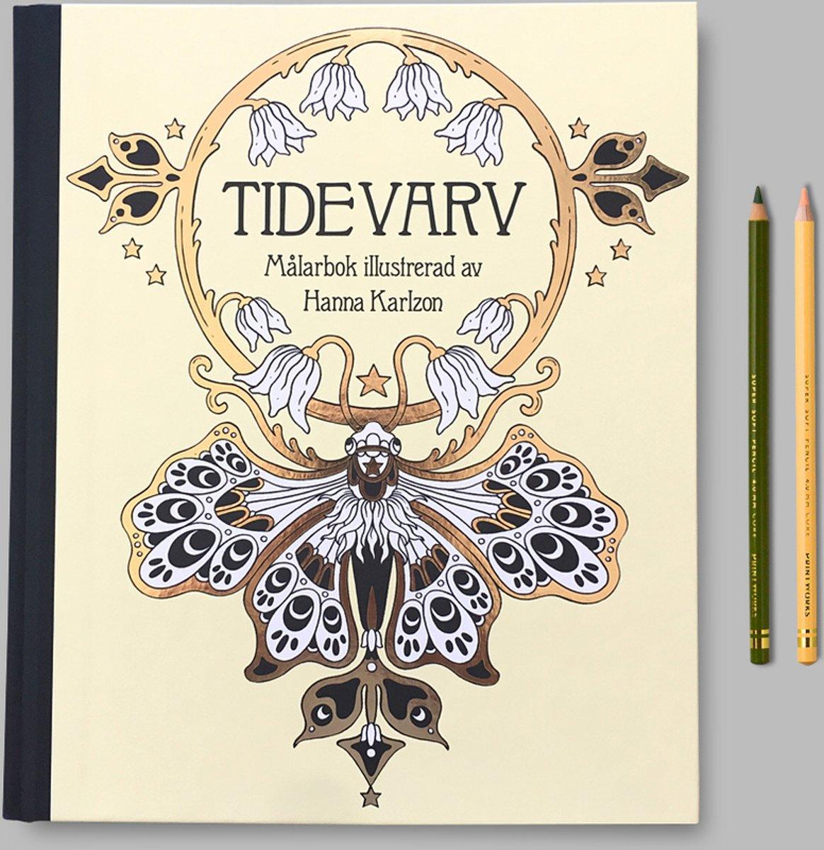 Tidevarv - kleurboek kopen