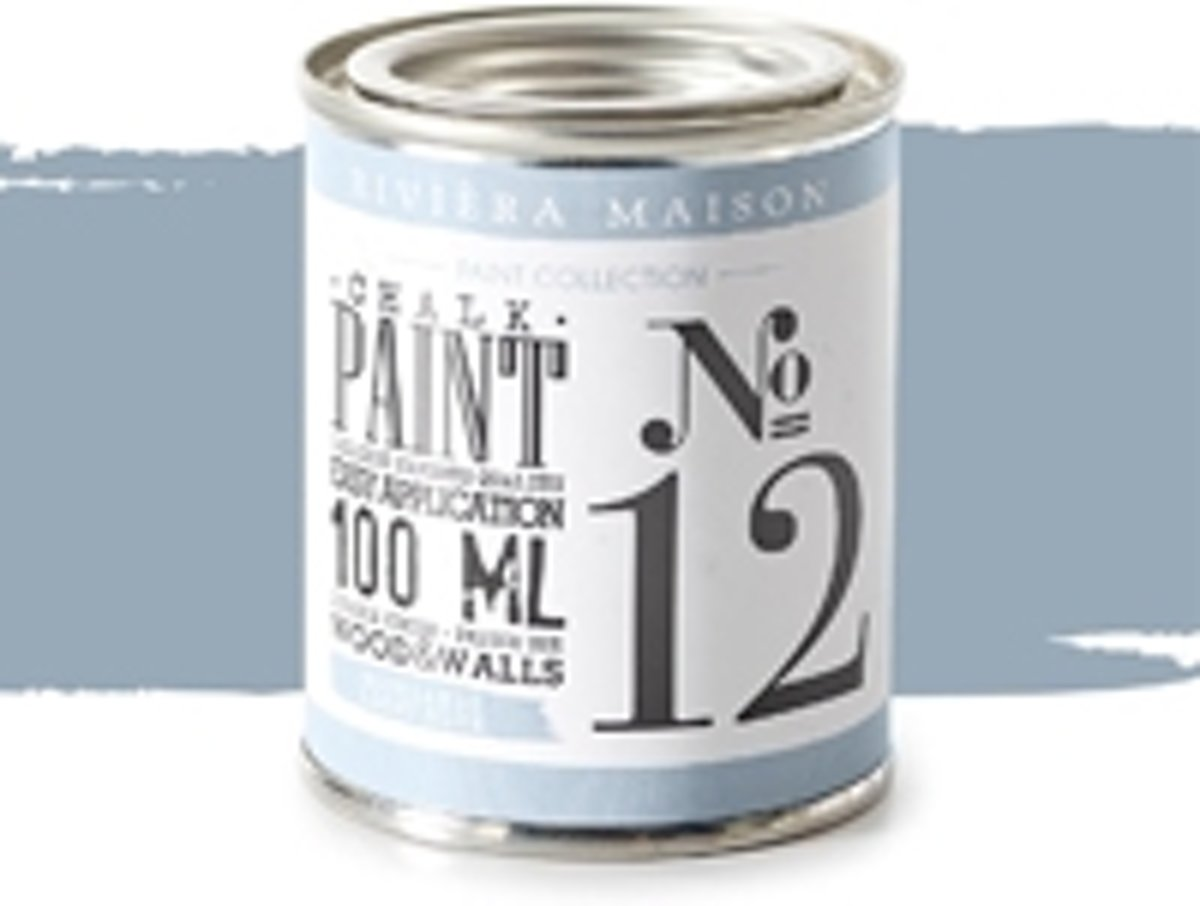 Rivi�ra Maison Chalk Paint NO12 BLUE 100ML