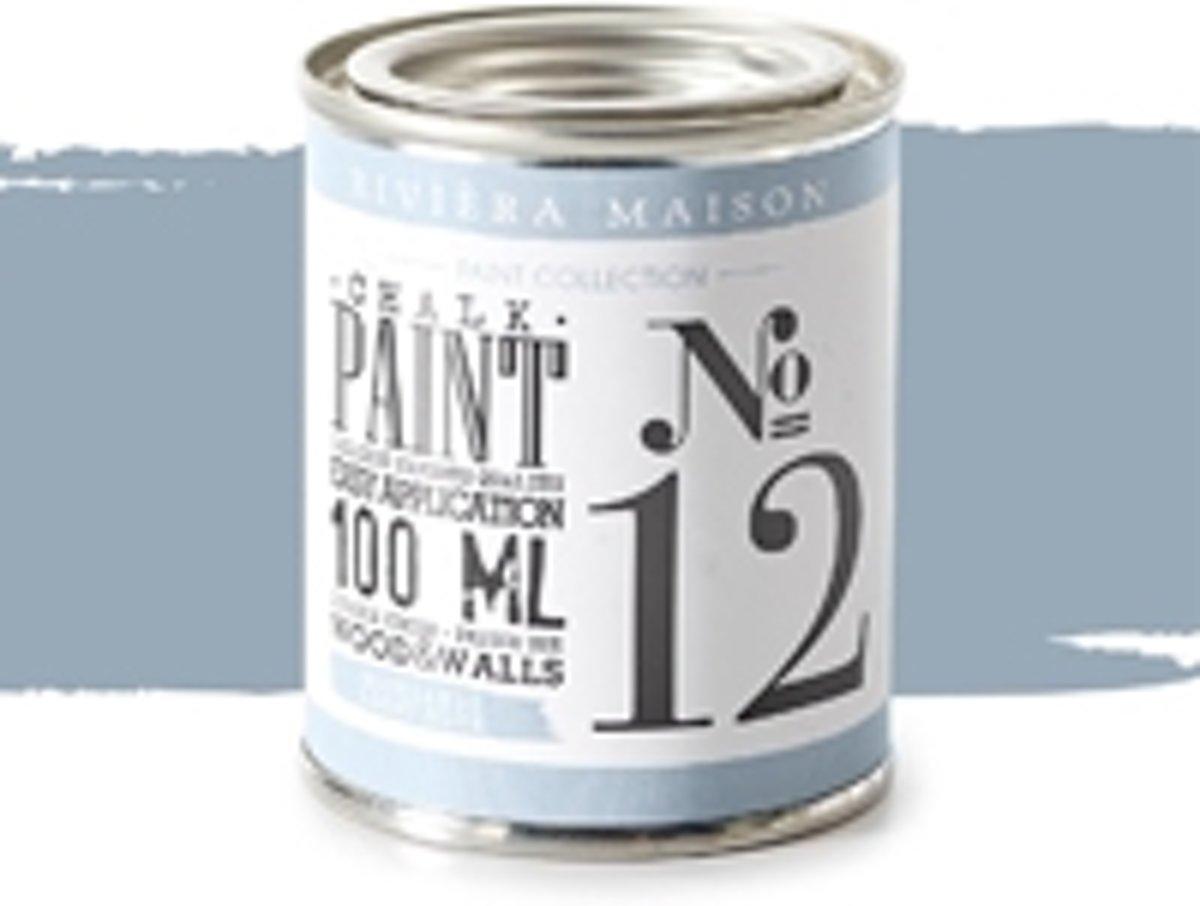 Rivi�ra Maison Chalk Paint NO12 BLUE 100ML