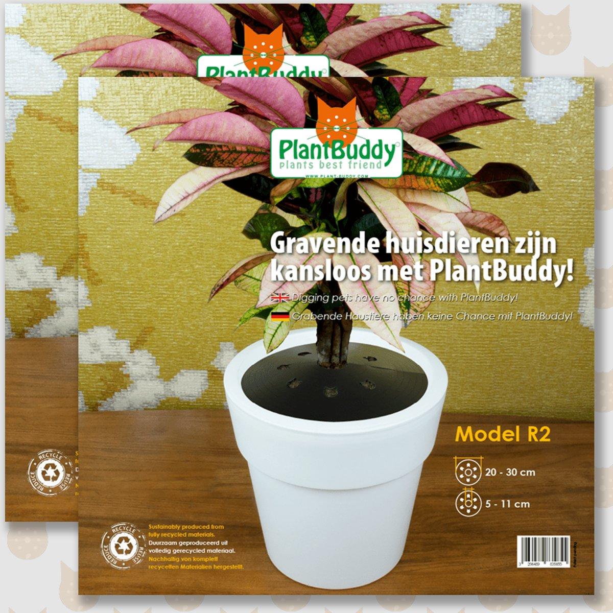 Set van 2 PlantBuddy R2 modellen;  Rond 20 tot 30cm kopen