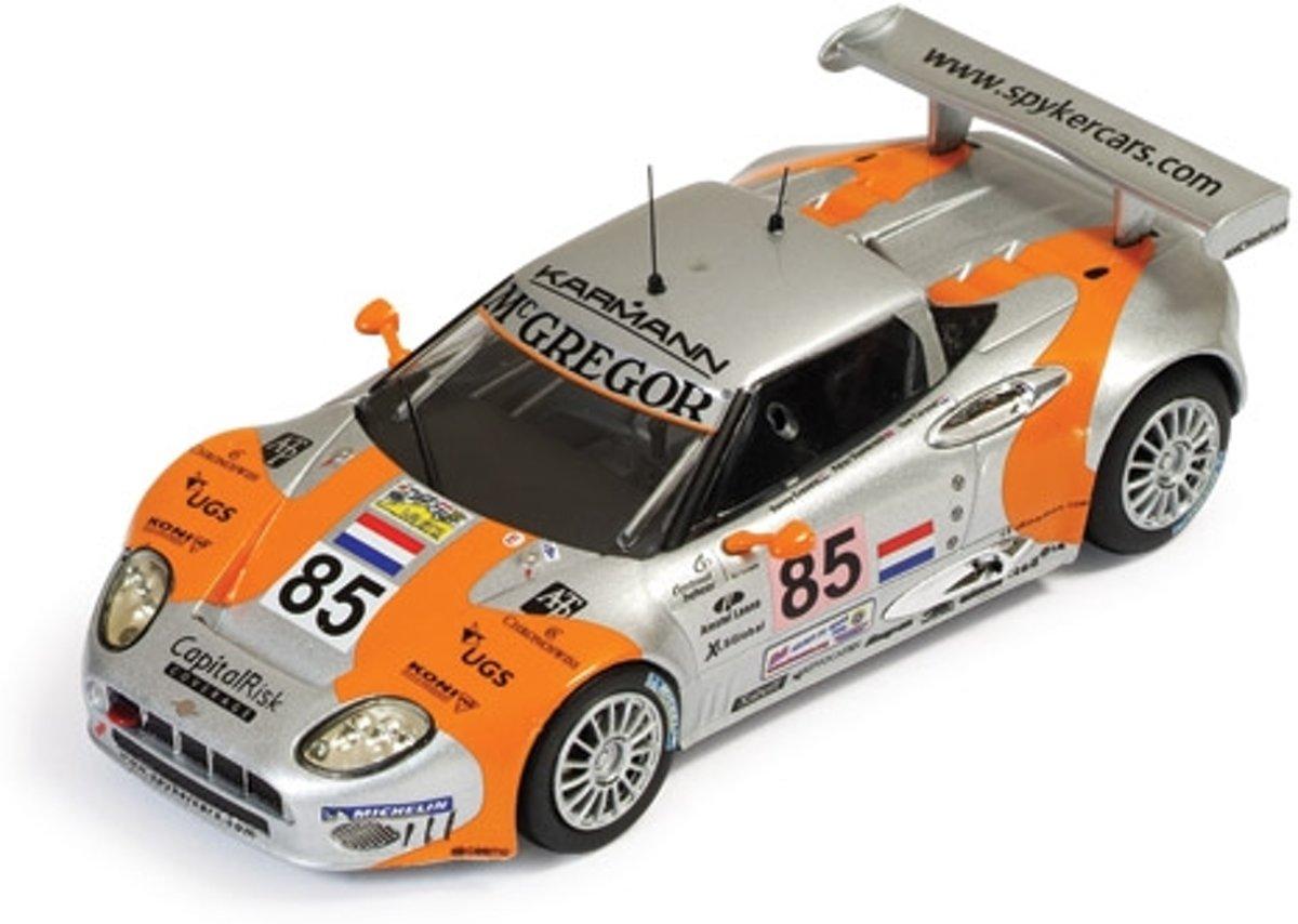 Spyker C8 Spyder GT2R #85 Le Mans 2006 - 1:43 - IXO Models
