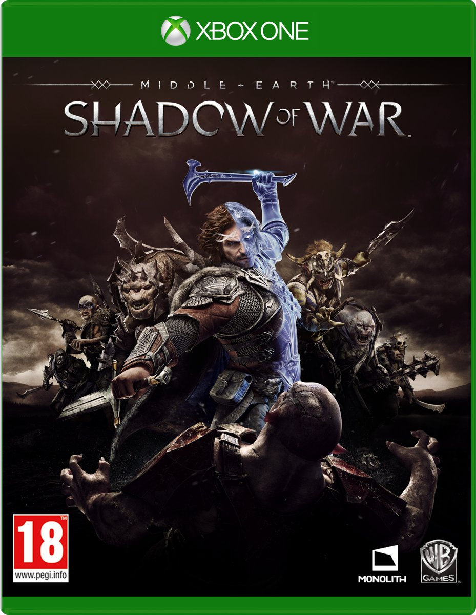 Middle-Earth: Shadow Of War - Xbox One voor €44,99
