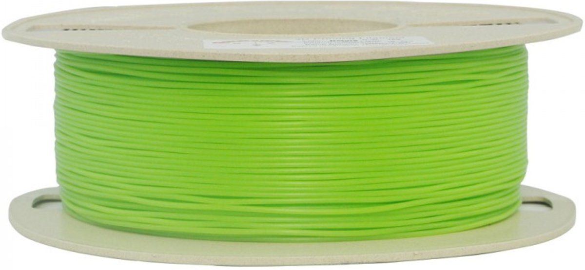 1.75mm groen ABS filament