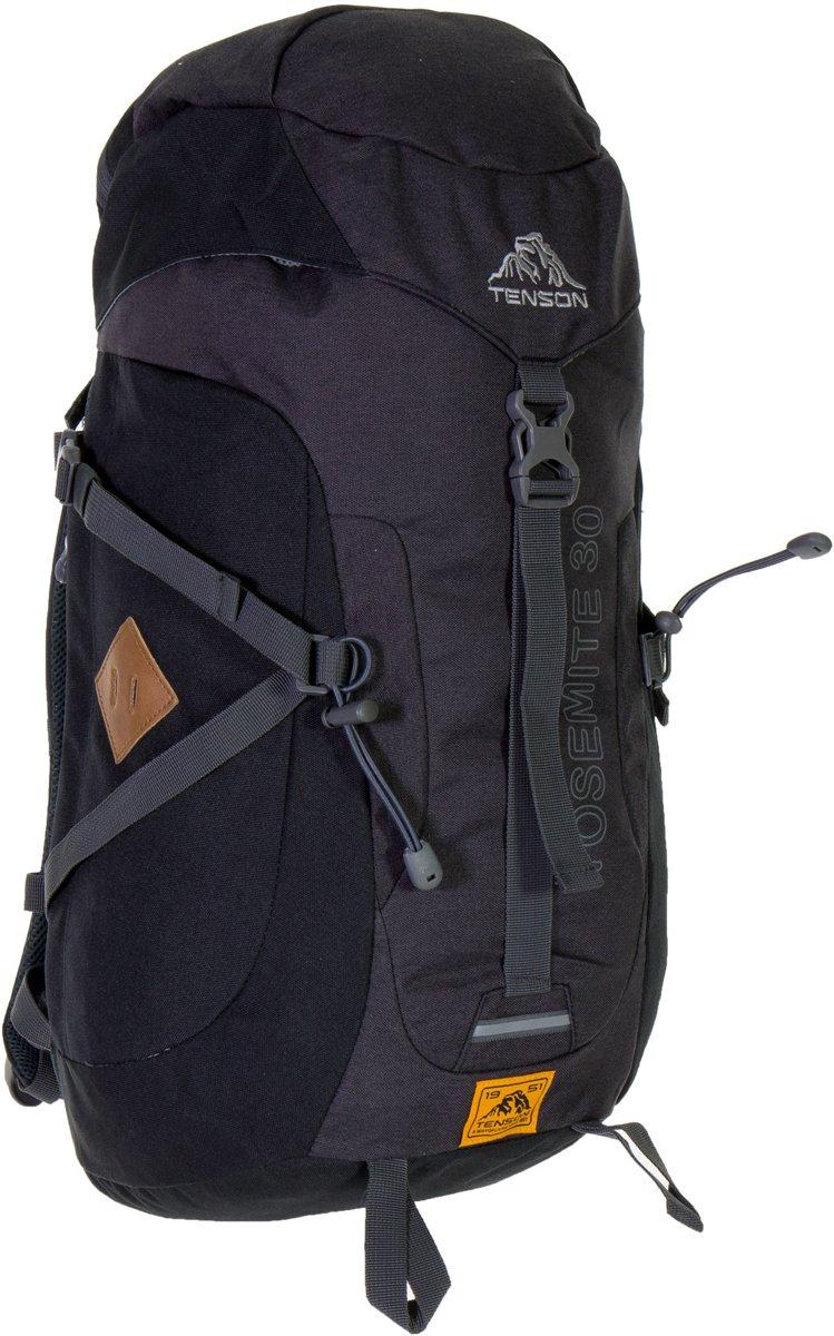 Tenson DALFORS 30 Rugzak - Unisex - Black