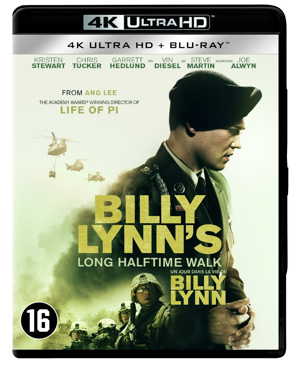 Billy Lynn'S Long Halftime Walk-