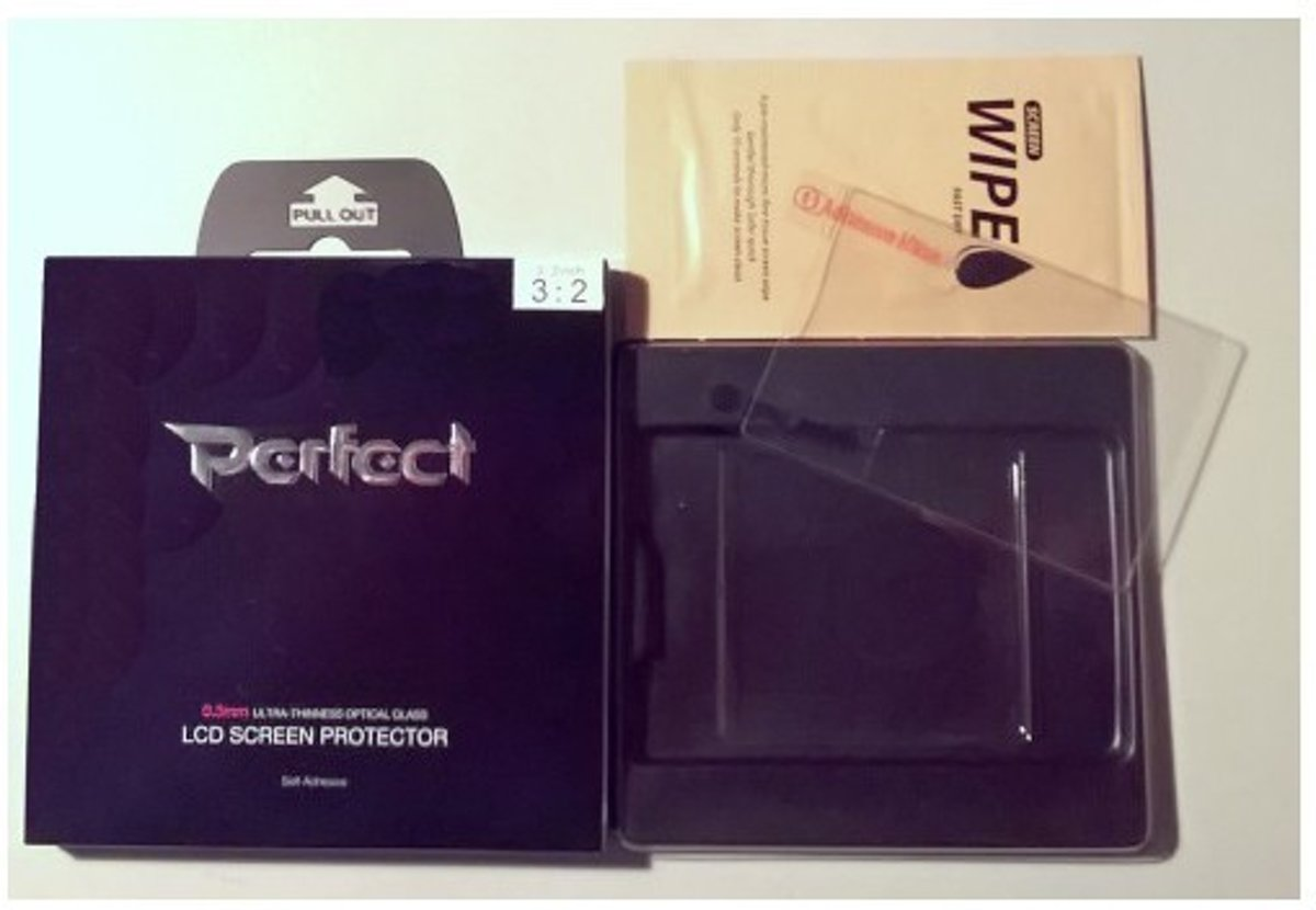 Perfect SA Protector Sony A65/77/HX100/400serie kopen