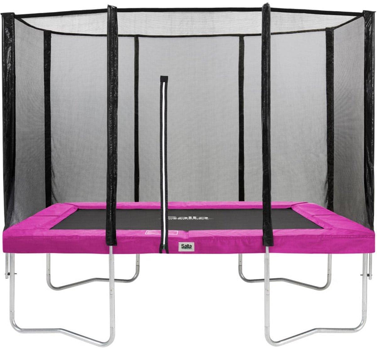 Salta Combo 214 x 305 cm Roze - Trampoline