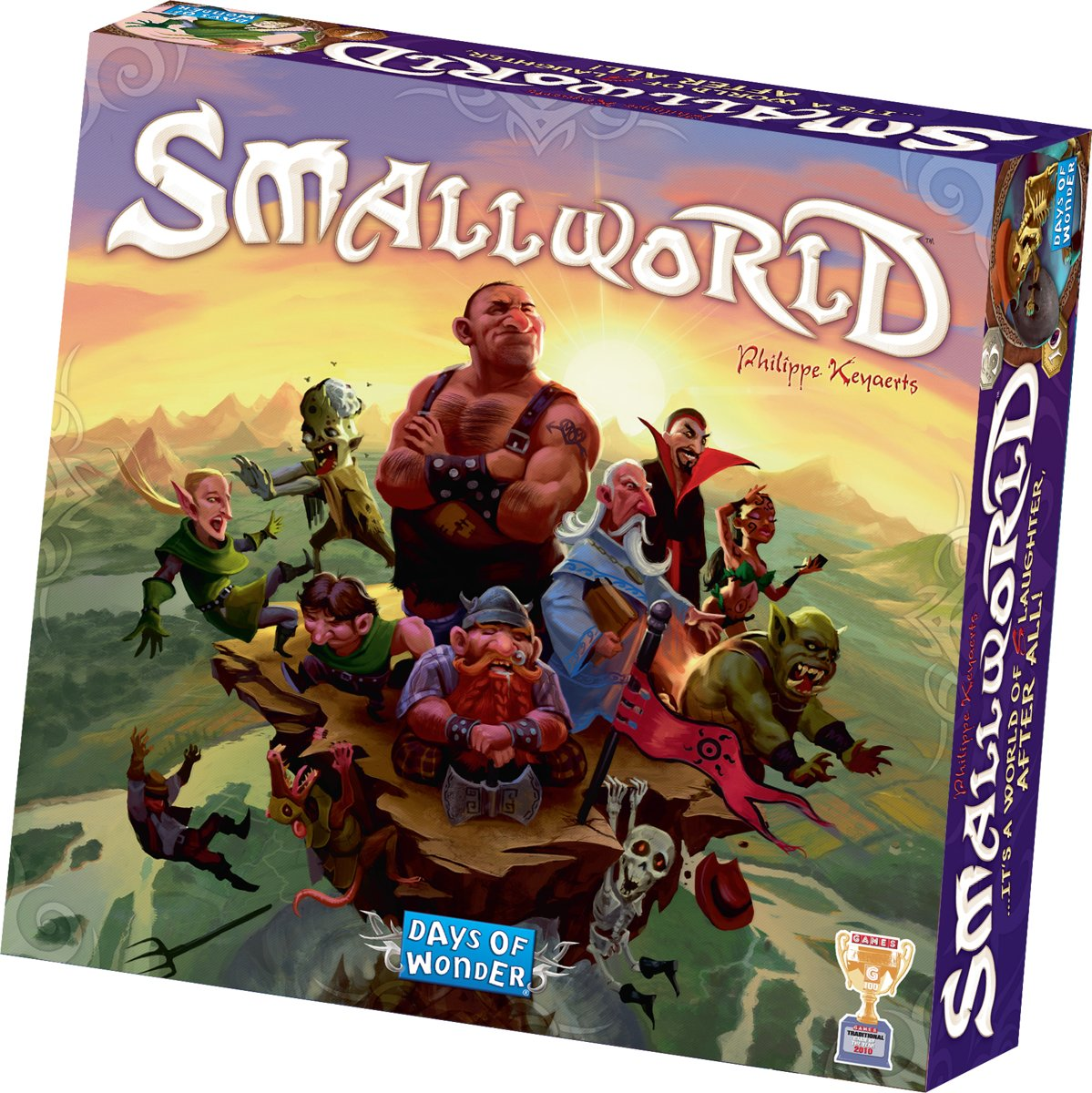 Small World - Bordspel
