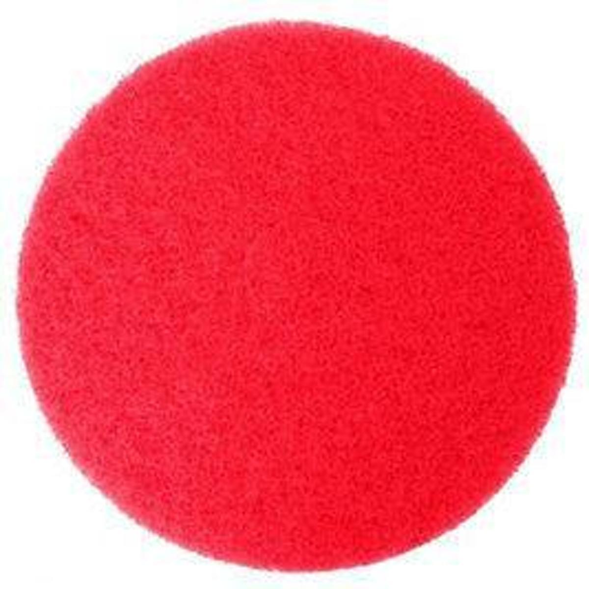 Boenpad 5 inch rood | 2 stuks (100392)