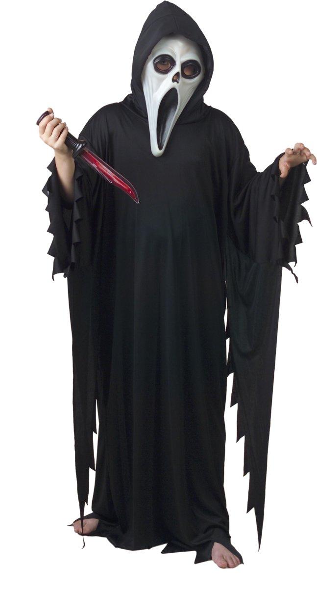 Scream Horror Halloween gewaad de luxe kind Maat 140