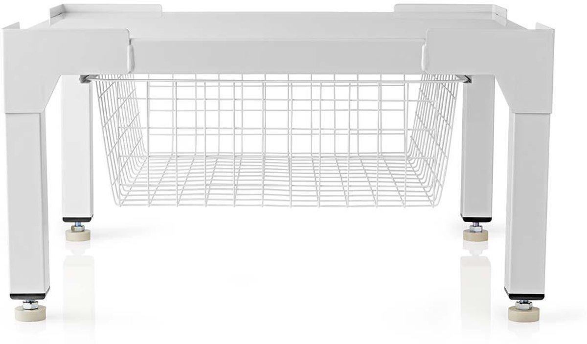Nedis WAST120WT Verhoger Voor Wasmachine/wasdroger Basket 30 Cm kopen
