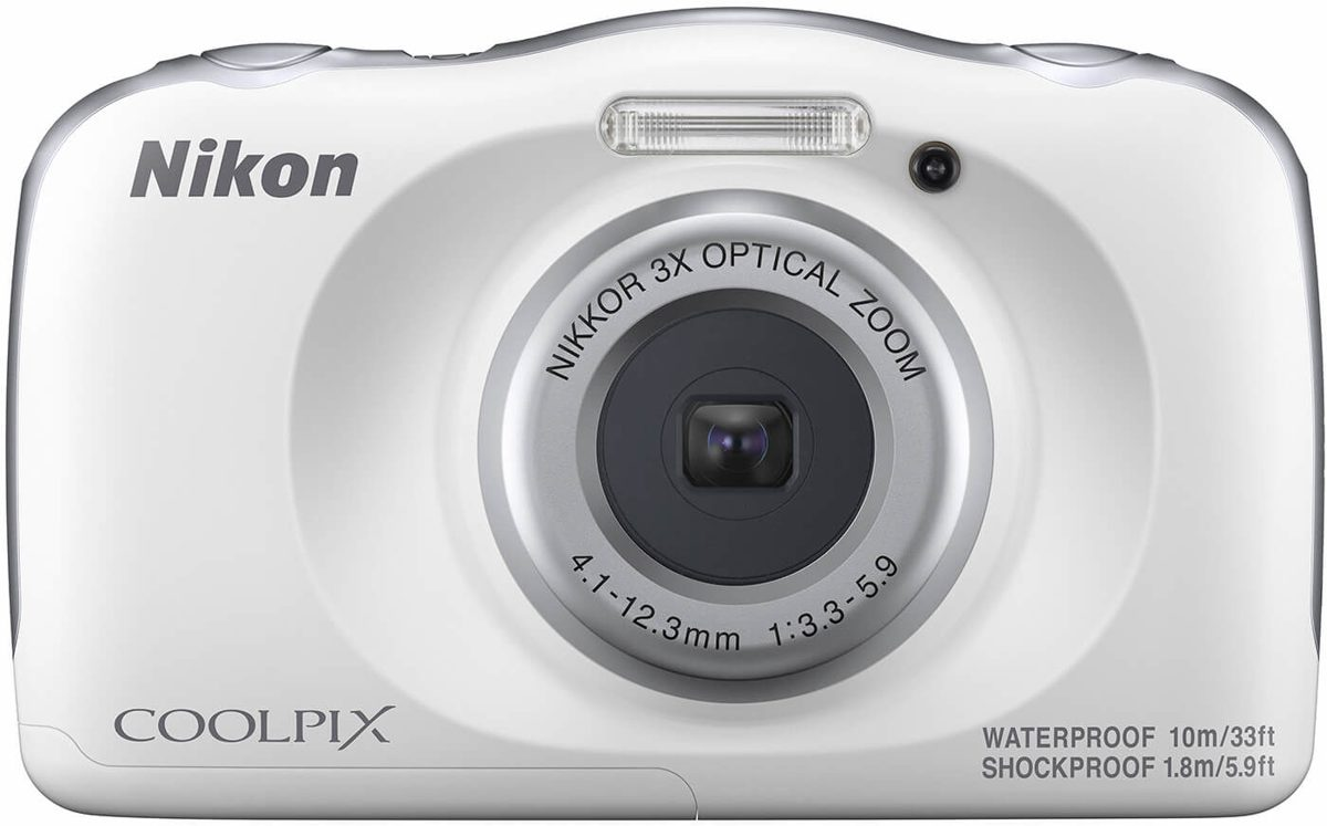 Nikon Coolpix W150 - Wit