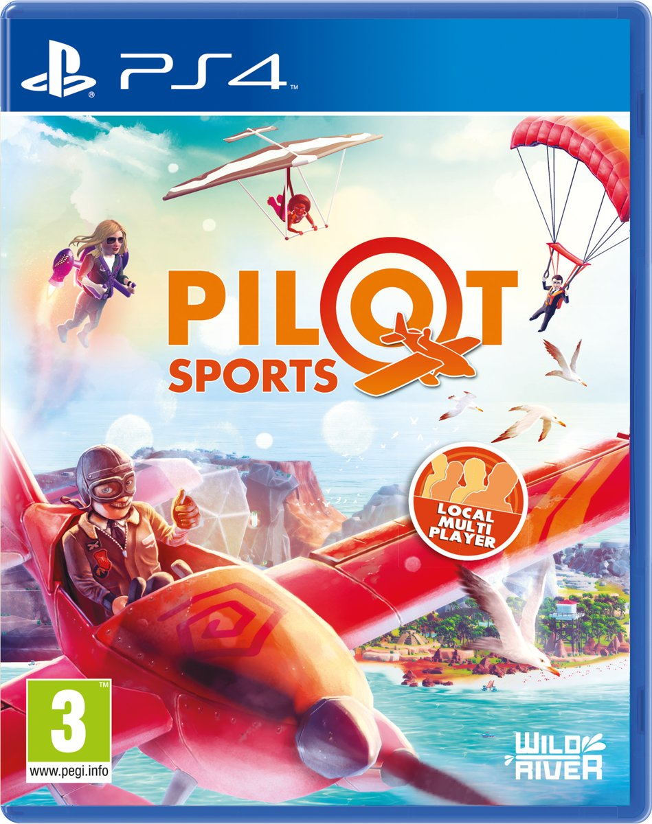 Pilot Sports PlayStation 4