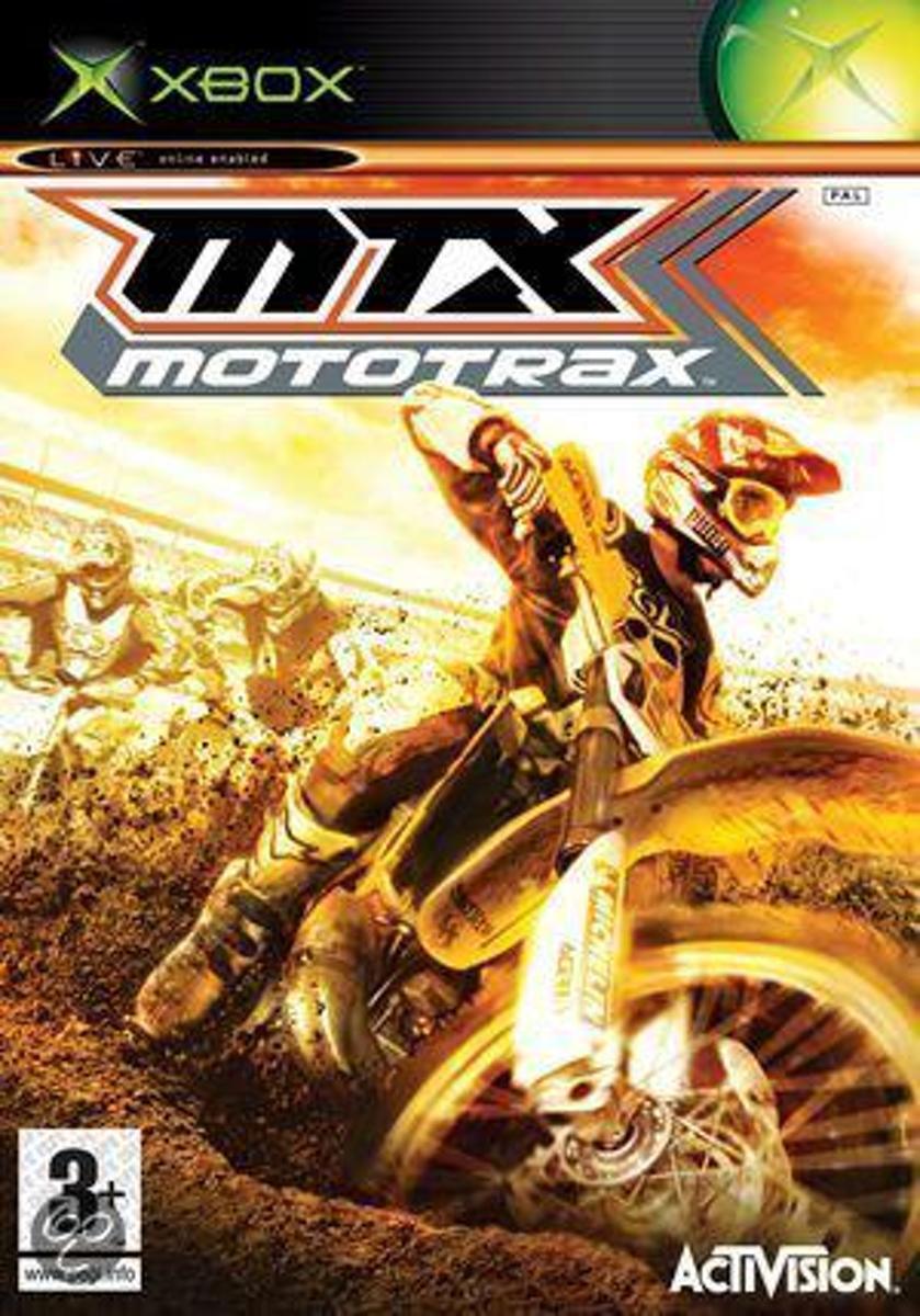 Mtx: Mototrax Ft. Travis Pastrana kopen