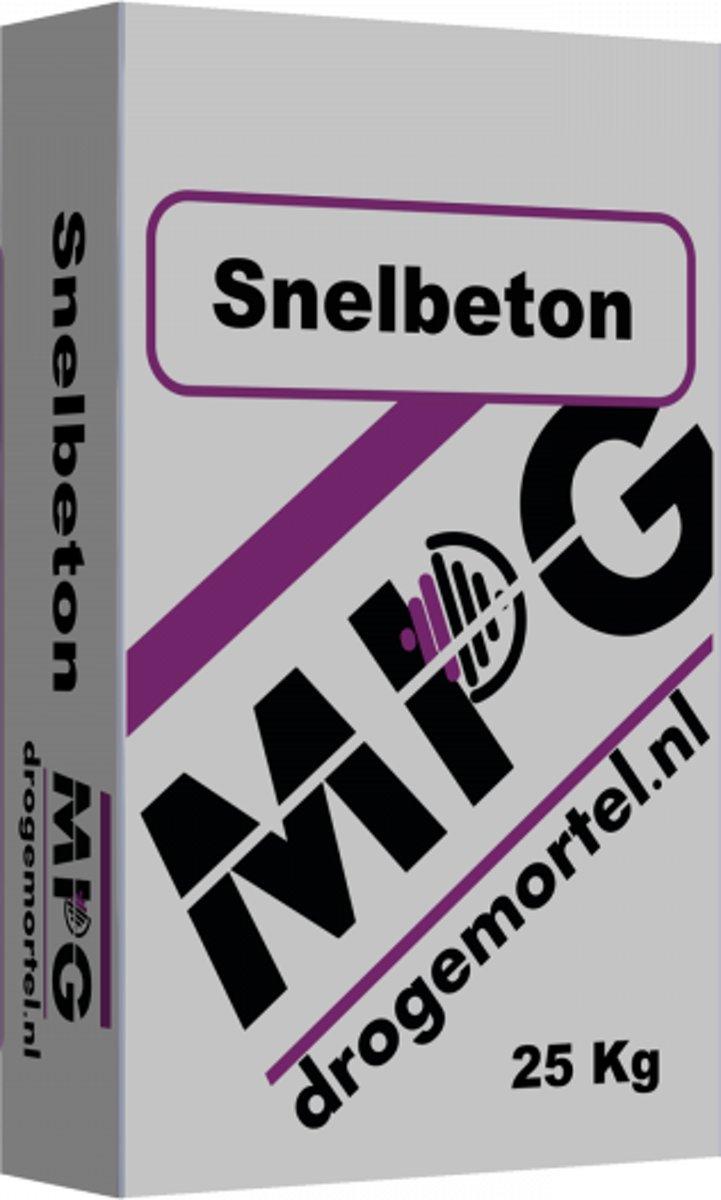 MPG Snelbeton Halve Pallet (18 stuks) kopen