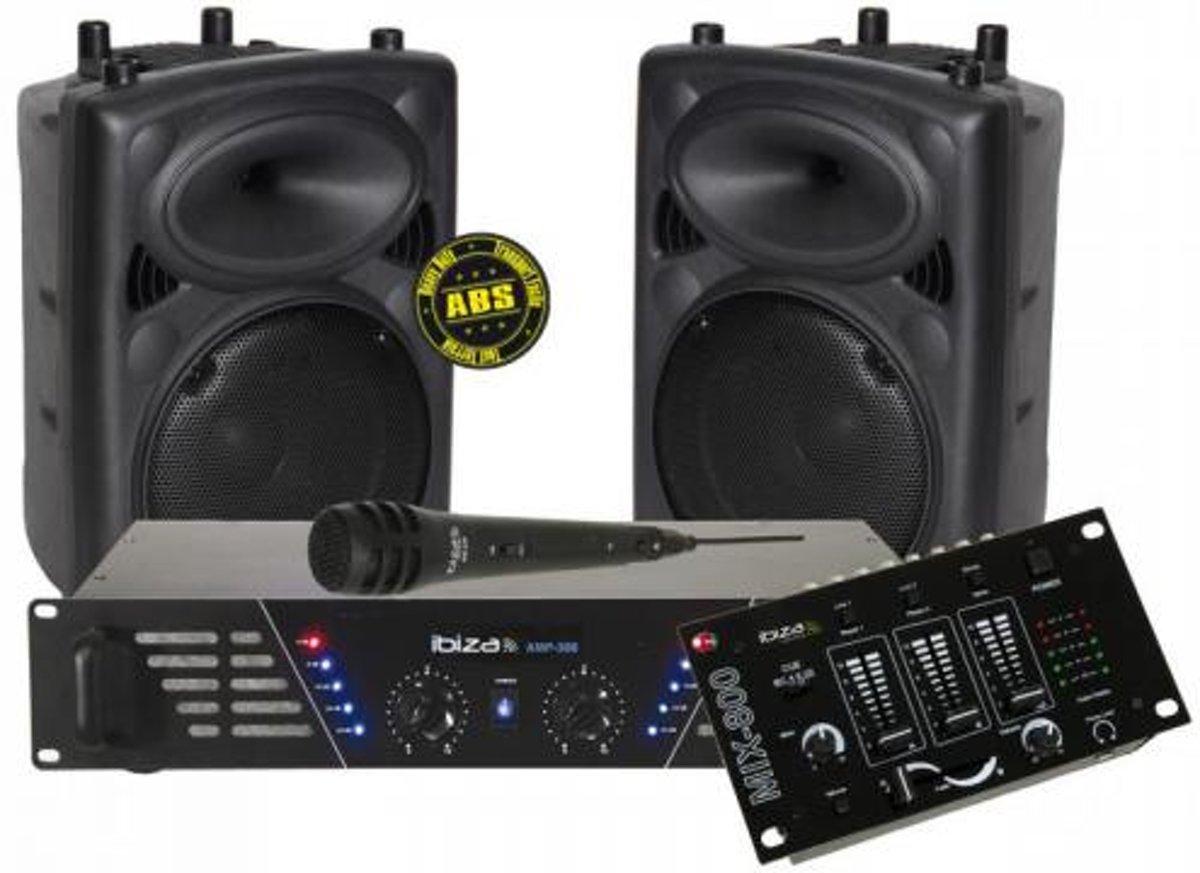 Ibiza Sound DJ300MKII kopen