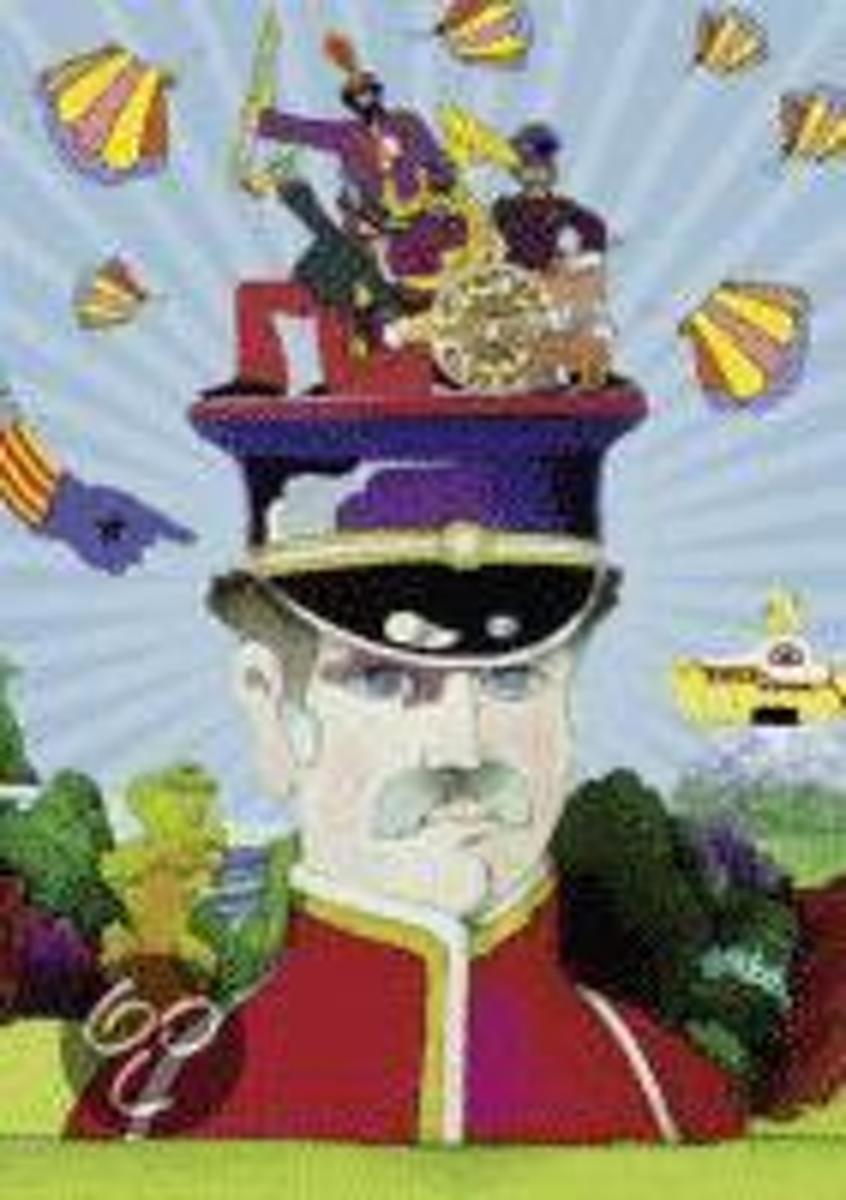 Heye - Sgt. Pepper