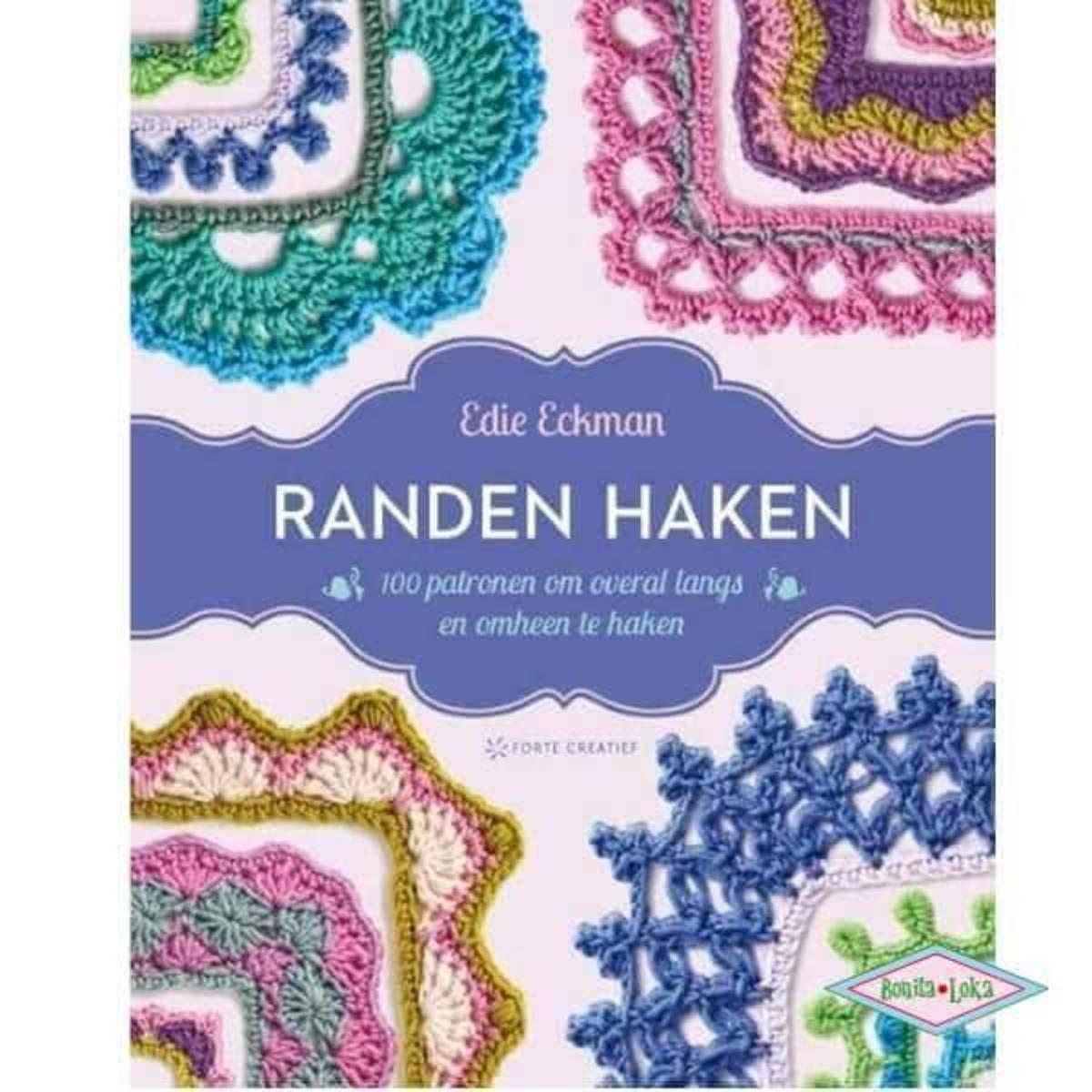 Bolcom Randen Haken Edie Eckman 9789462501614 Boeken
