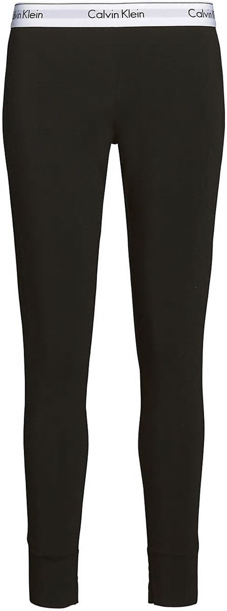 Calvin Klein - Dames Onderbroeken Legging Modern Cotton - Zwart - Maat XS kopen