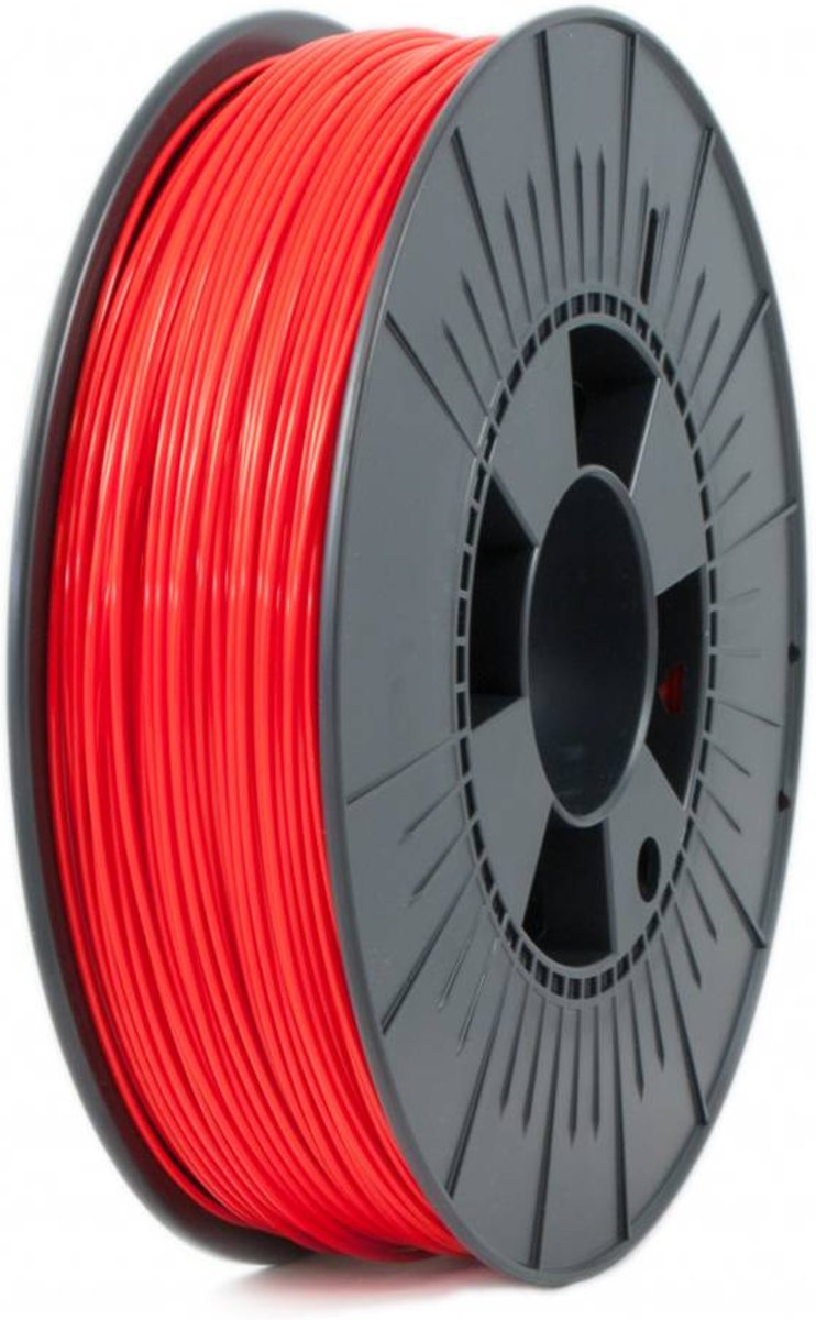 ICE Filaments PLA+ 'Romantic Red'
