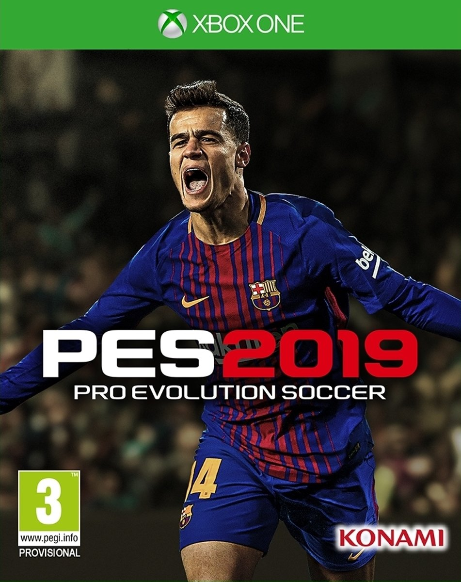 Pro Evolution Soccer 2019 PES Xbox One