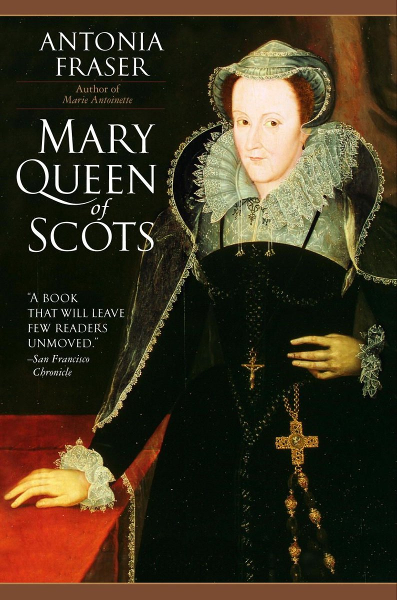Bol  Mary Queen Of Scots (ebook) Adobe Epub, Antonia Fraser & Lady Antonia  Fraser  9780804