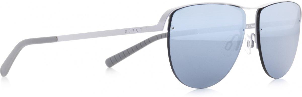 Spect Eyewear Zonnebril Sunset Unisex Piloot Zilver/blauw kopen