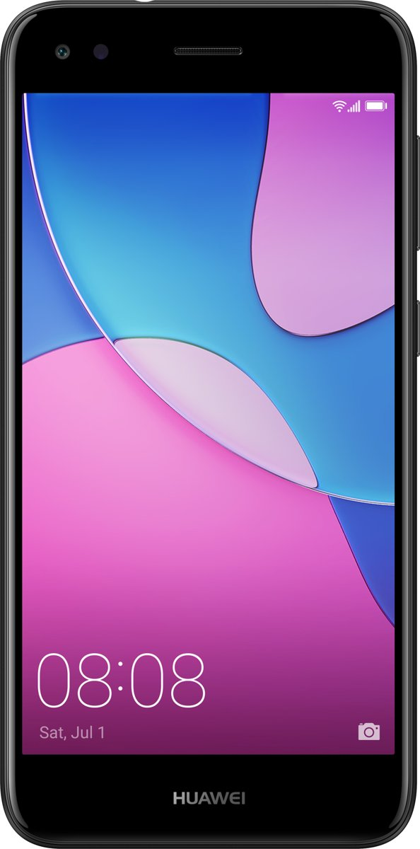 Huawei P9 Lite Mini (2017) - 16GB - Dual Sim - Zwart kopen