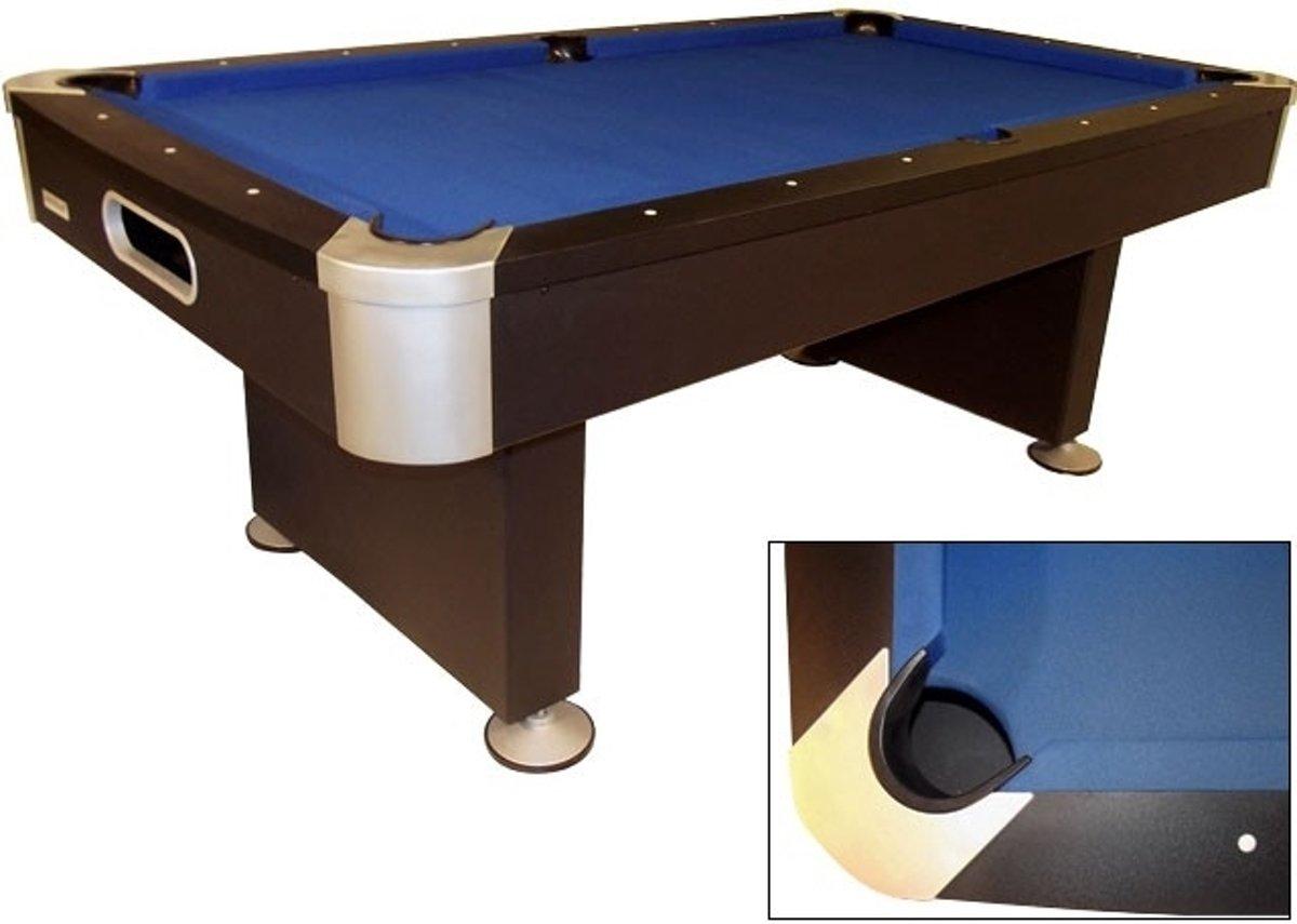 Pooltafel Top Table Challenger 7 ft met ball-return