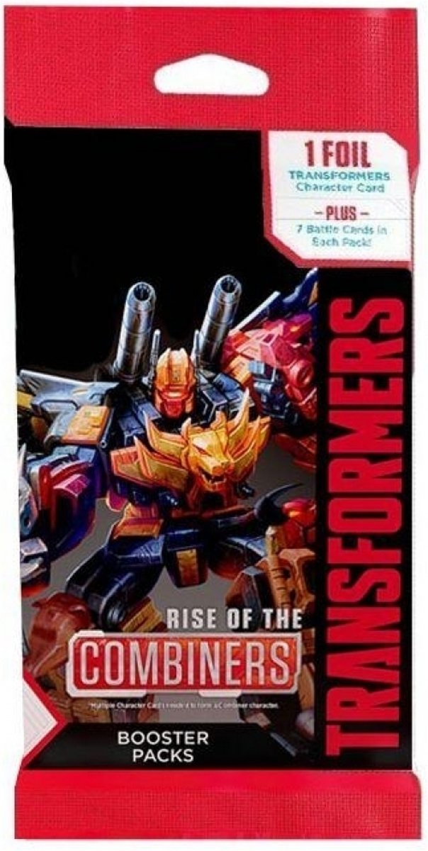 Asmodee Transformers 2 Rise of the Combiners Booster - EN kopen