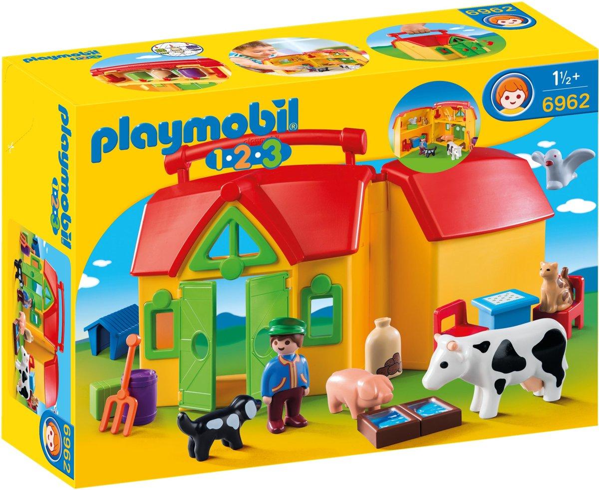 1.2.3 - Meeneemboerderij met dieren