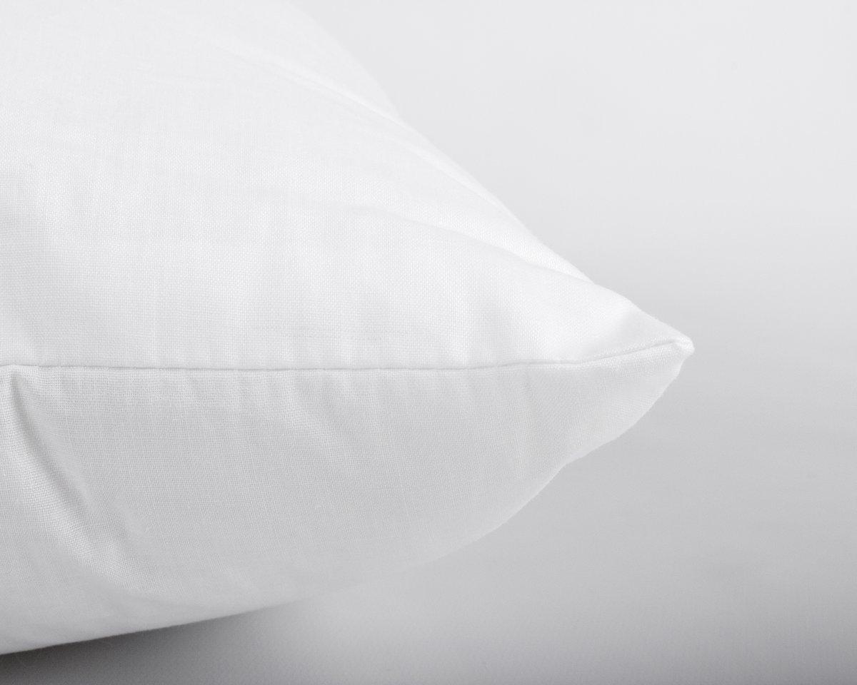 Kussen Wit 15 : Bol royal elisabeth premium hoofdkussen zacht wit