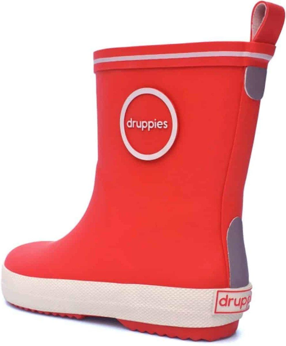 druppies laarzen rood