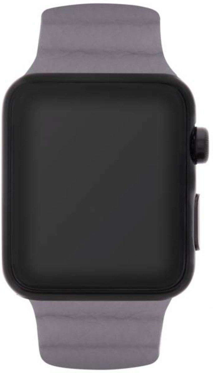 Grijs loop design bandje voor de Apple Watch 40 / 38 mm kopen