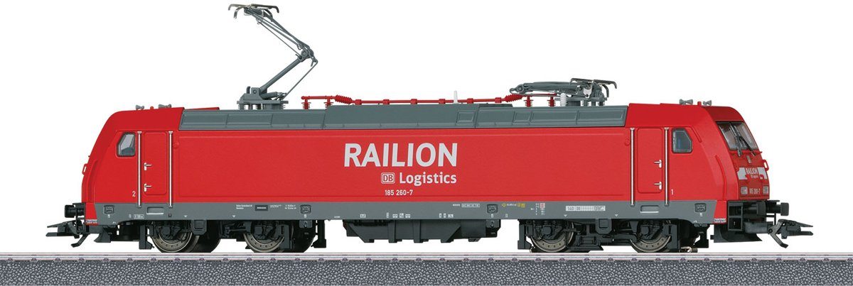 Märklin H0 E-locomotief 36600