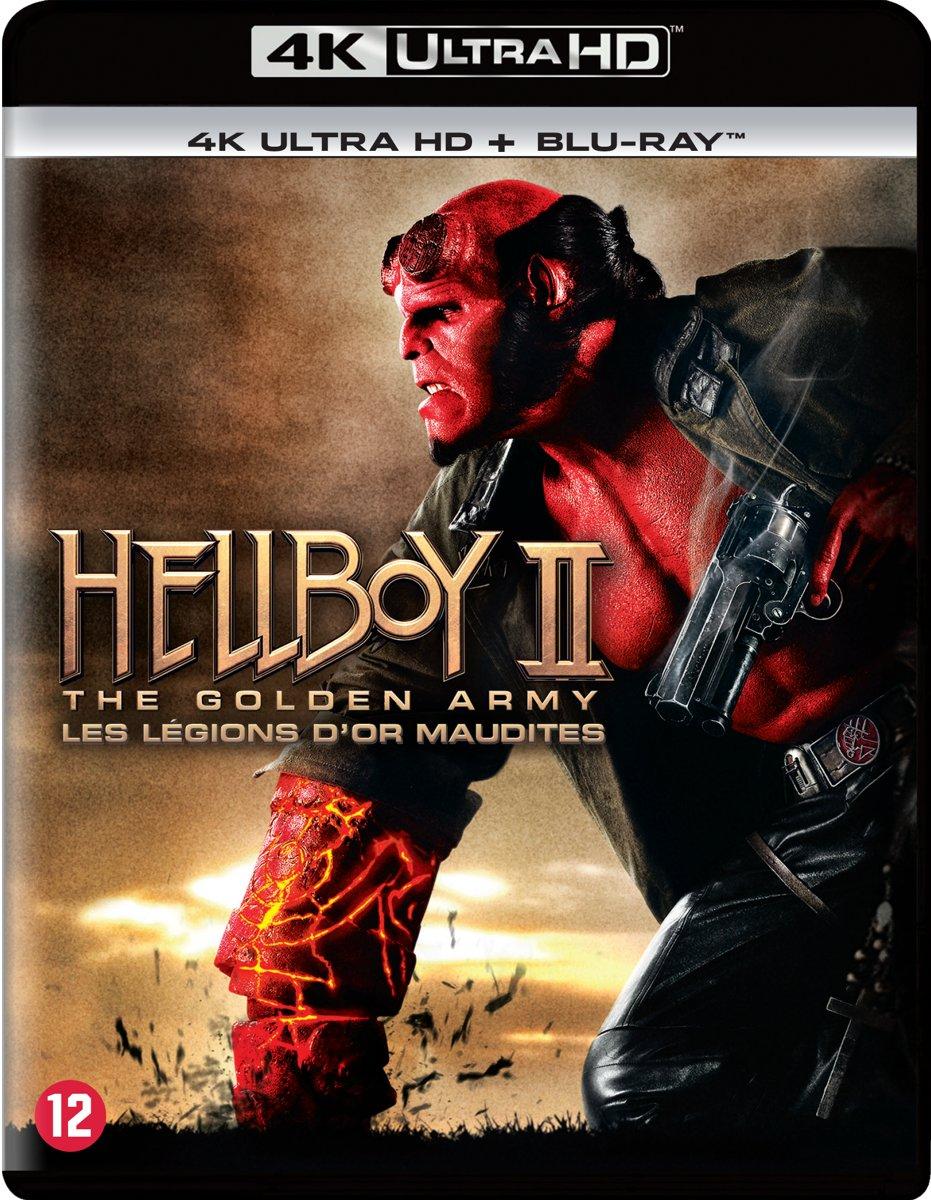 Hellboy 2 - The Golden Army (4K Ultra Hd Blu-ray)-