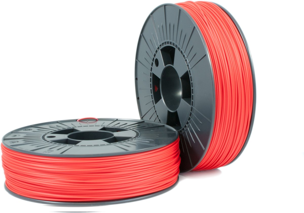 HIPS 1,75mm red 0,75kg - 3D Filament Supplies