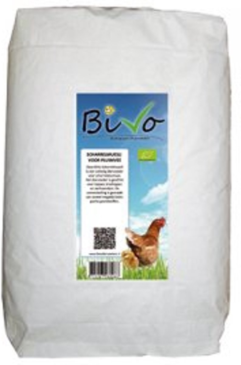 Bivo Biologische Scharrelmuesli voor Pluimvee - 15 kg
