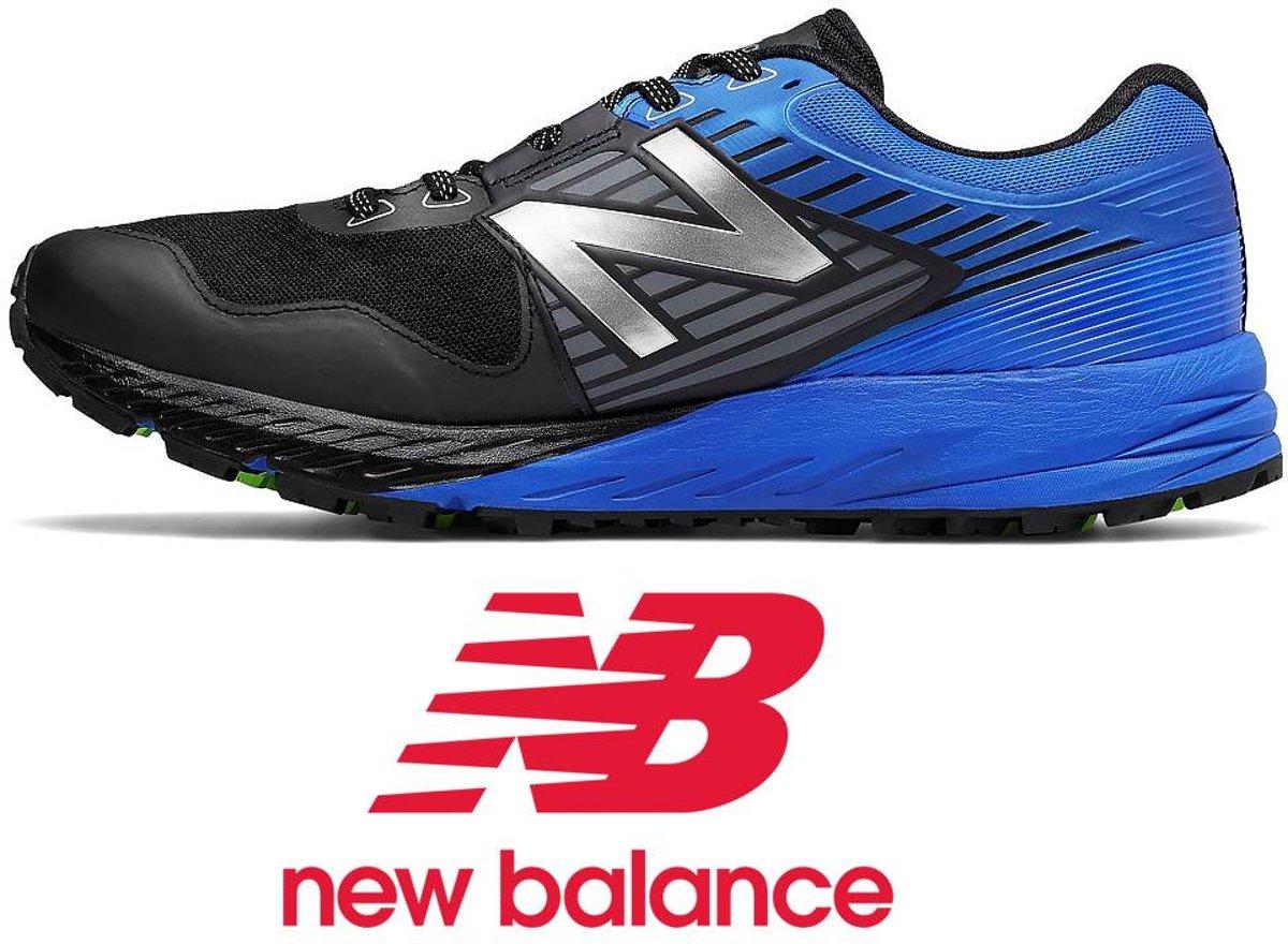 881b77a802cc3 bol.com   New Balance MT910 D BX4 Black-Blue Wandelschoenen Heren